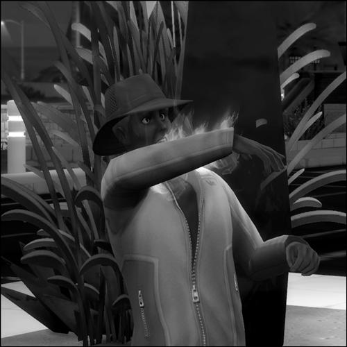 The Grey Man - A Murkland Tale by EQ 10-18-21