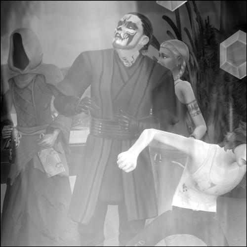 The Grey Man - A Murkland Tale by EQ 10-18-25