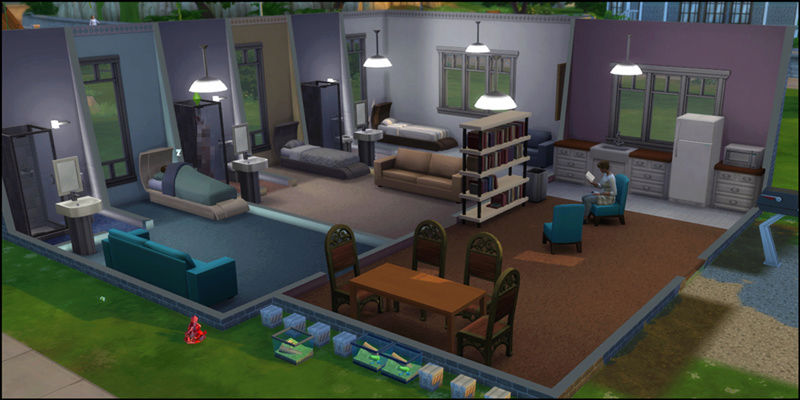 **The Sims 4 Three Little Sims Challenge** Revised as 3 Little Sims for Sims 4 - Page 2 12-05-12
