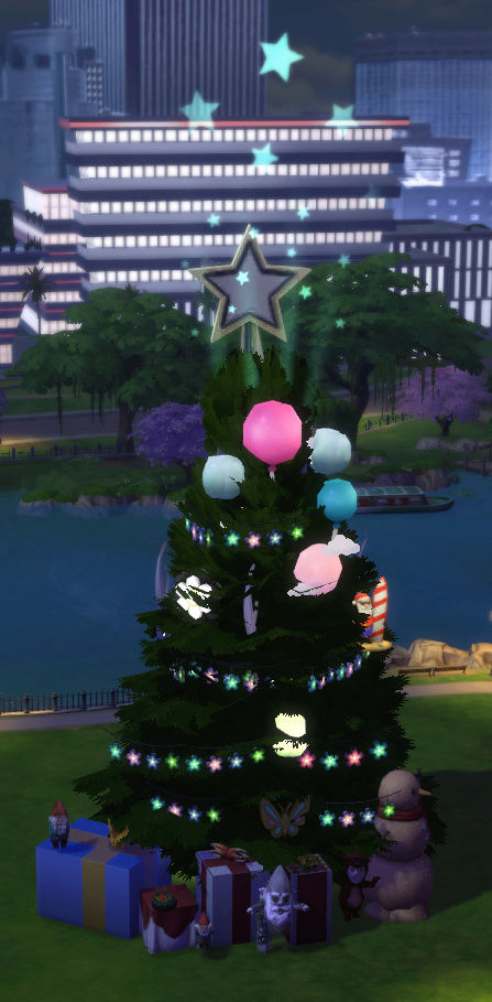 12 Days if Simsmas hosted by EA_Mage 1ltw3310