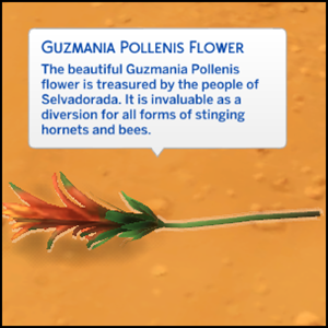 Postcards From the Sims 4: Random Game Play Flower10