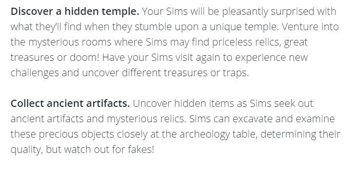 The Sims™ 4 Jungle Adventure GP *New Video & Blog Link Added* Jungle10