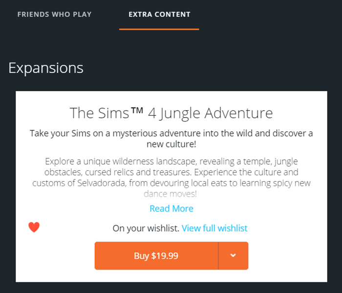 The Sims™ 4 Jungle Adventure GP *New Video & Blog Link Added* Jungle11