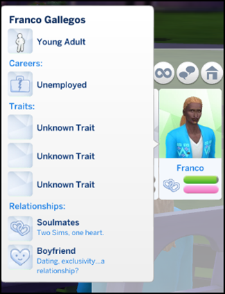 Unable to Learn Traits Questi10