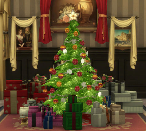 12 Days if Simsmas hosted by EA_Mage Rvmoec10