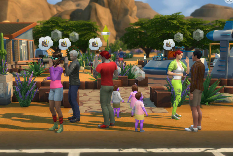 Caption This: Special Pictures That Need A Caption (All Sim Games) - Page 2 Stinky10