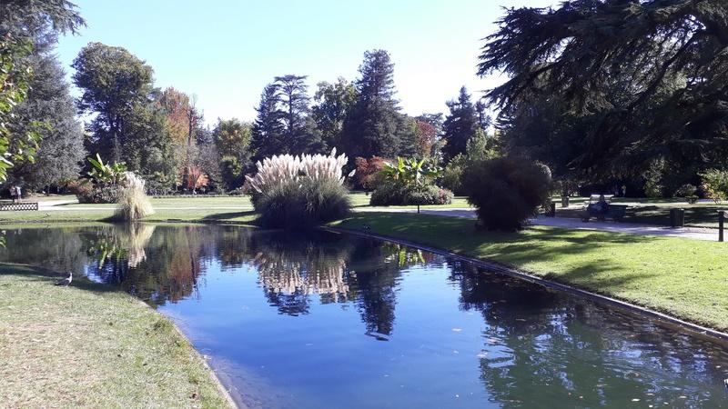 Ma balade à Pau et Tarbes 20171022