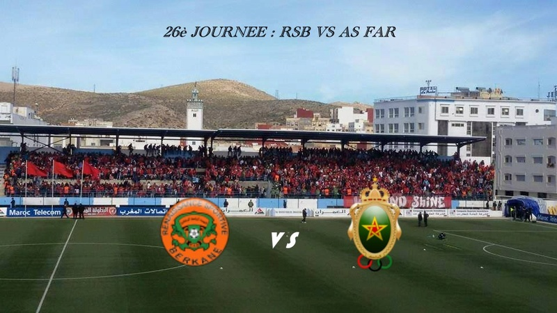Rsb 2-3 As Far [ 26eme Journée Botola  ]  Stade_10