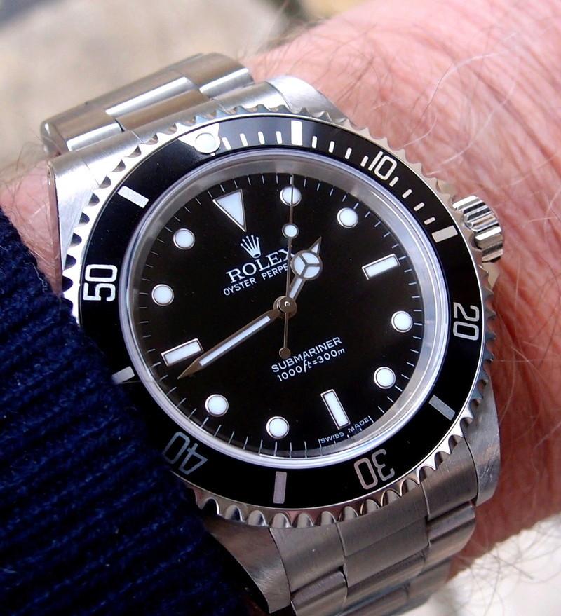 La montre du day before the saturday wear P1191411
