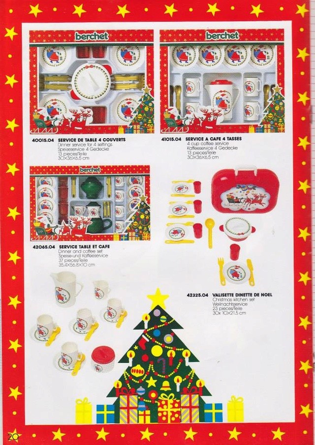 Les jouets sur le thème de Noël (topic 2017) 15039510