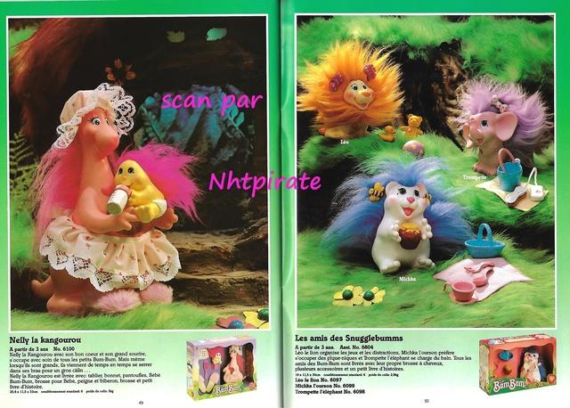 Bums-Bums / Snugglebumms (Playskool, MB) 1984 Scan_019