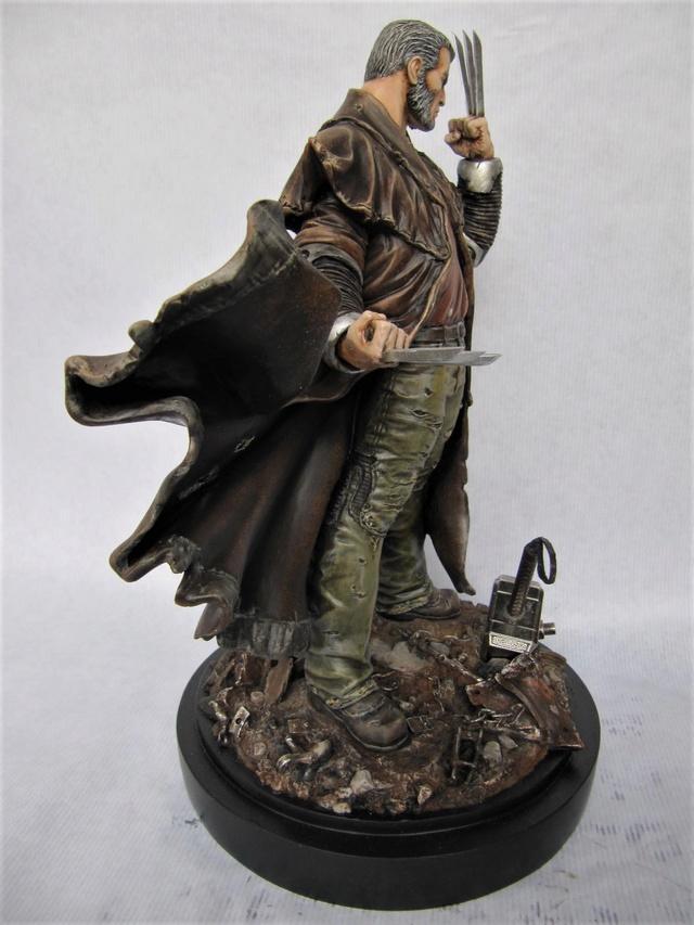 repaint statue weta sideshow bowen . - Page 9 Logan110
