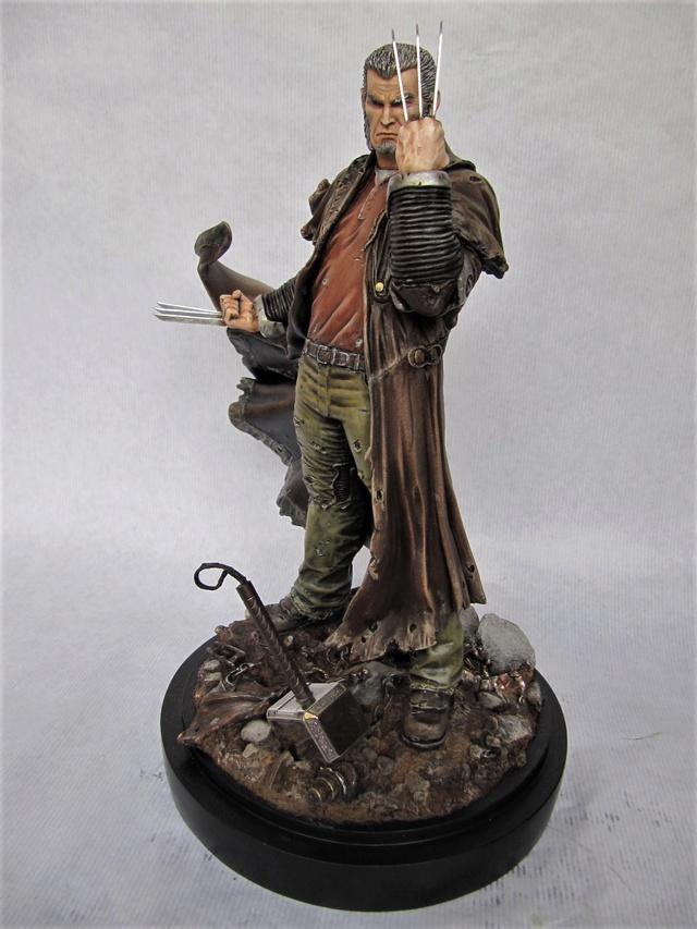 repaint statue weta sideshow bowen . - Page 9 Logan410