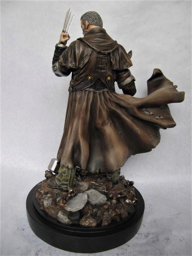 repaint statue weta sideshow bowen . - Page 9 Logan910
