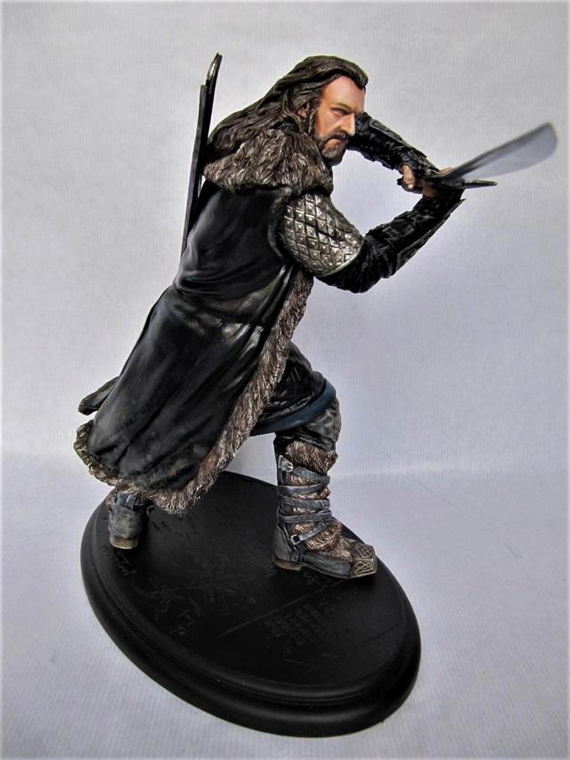 repaint statue weta sideshow bowen . - Page 9 Thorin12