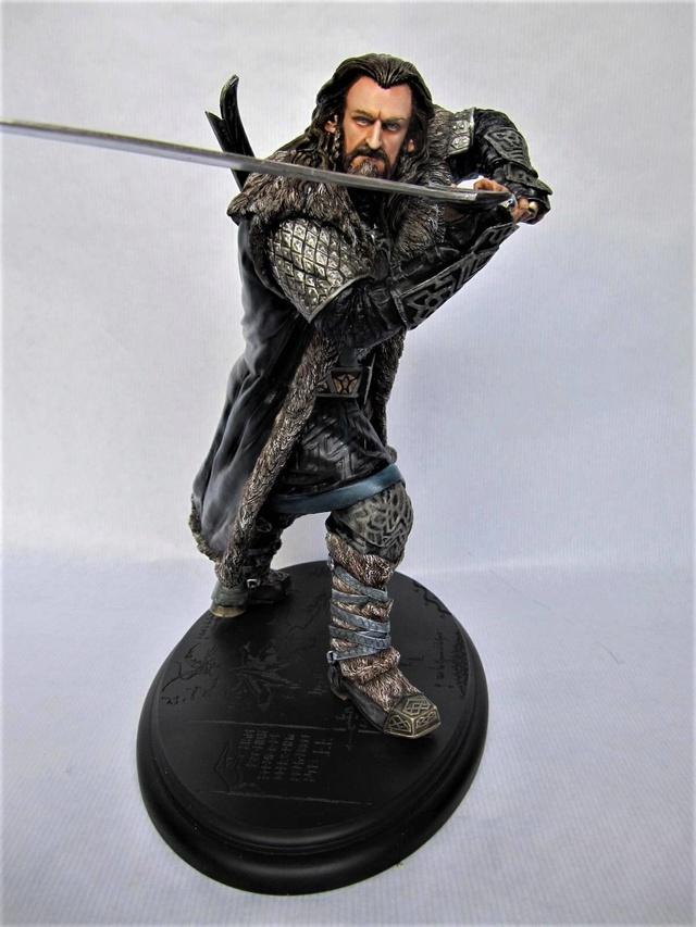 repaint statue weta sideshow bowen . - Page 9 Thorin17