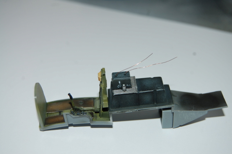 P-51 B Tamiya monture du Lt Wilson K.Beker 359 Th FG Dsc_3131