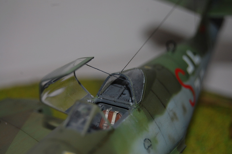 Me 262 Maquette Tamiya 1/48. Dsc_8719