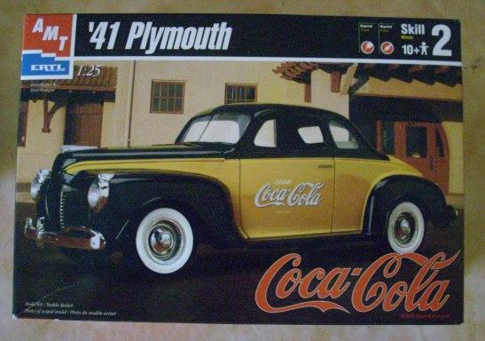 Plymouth '43 custom Boite11