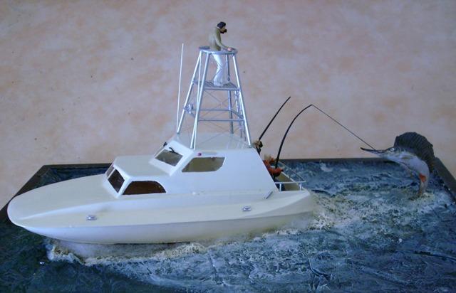 Diorama pêche au gros Dio12