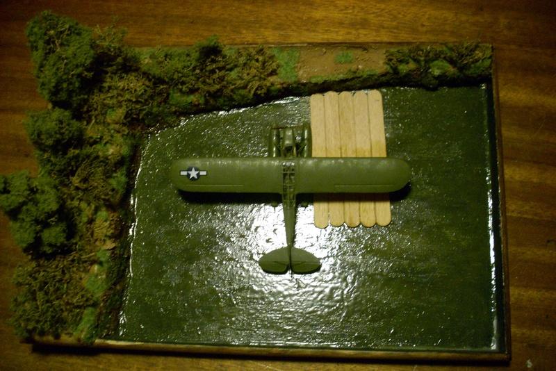 diorama - diorama L-4H Dsci0044