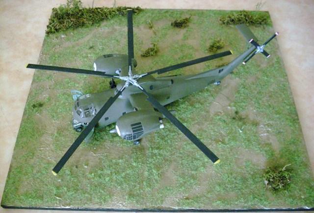 diorama - Diorama CH-37 Mojave Dsci0049