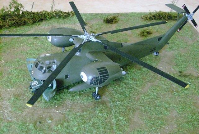 diorama - Diorama CH-37 Mojave Dsci0050