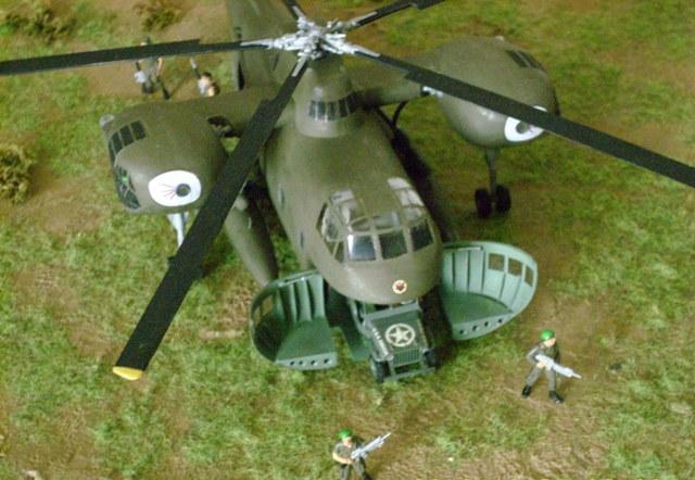 diorama - Diorama CH-37 Mojave Dsci0051