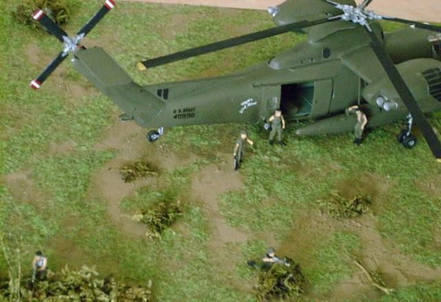 diorama - Diorama CH-37 Mojave Dsci0052
