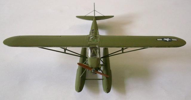 Ma maquette actuelle ; piper L-4H Face12