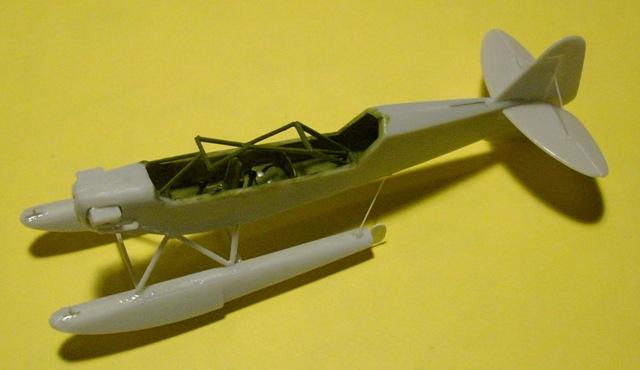 Ma maquette actuelle ; piper L-4H Montag14