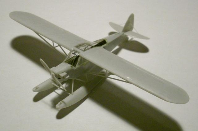 Ma maquette actuelle ; piper L-4H Montag15