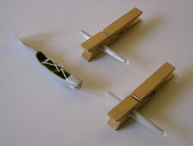 Ma maquette actuelle ; piper L-4H Prypar12