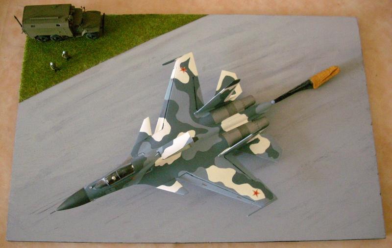 diorama - Diorama Su-30  Su30_111