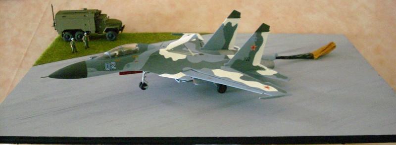 diorama - Diorama Su-30  Su30_211