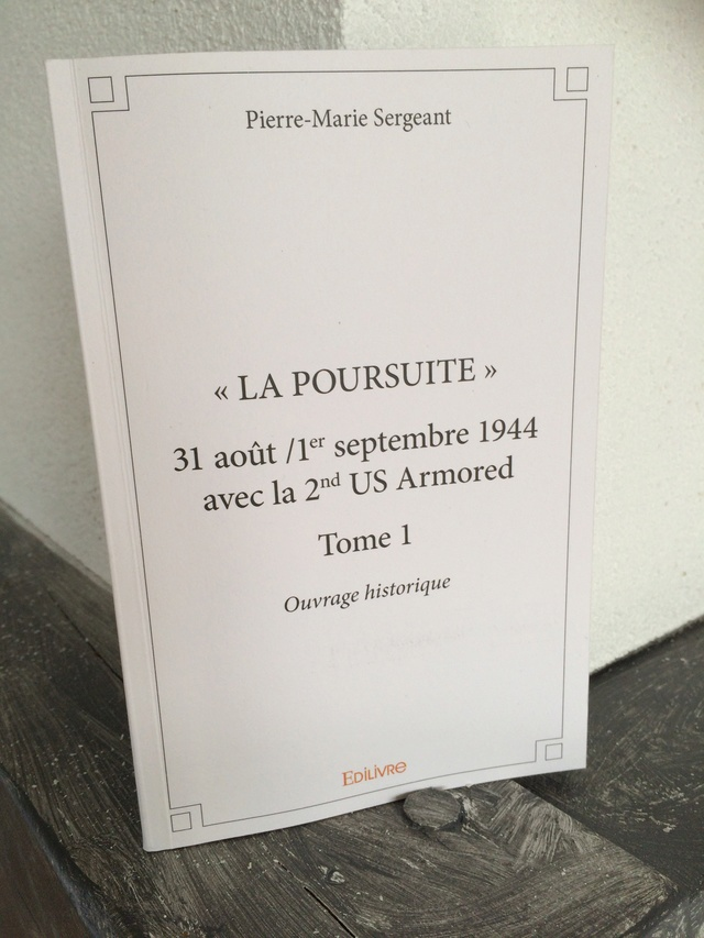 """La Poursuite"": 31 Août/1er Septembre 1944 avec la 2nd US Armored. Img_3011"