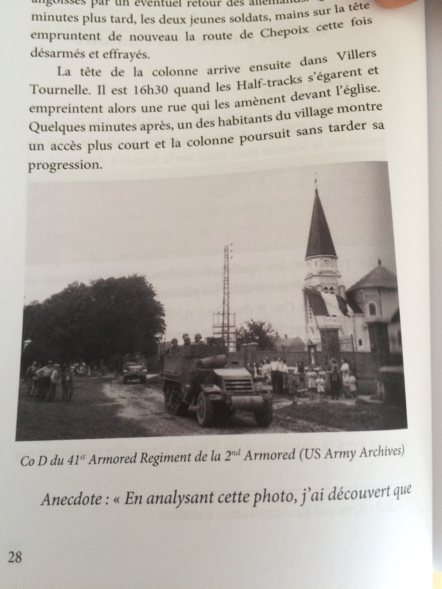 """La Poursuite"": 31 Août/1er Septembre 1944 avec la 2nd US Armored. Img_3012"