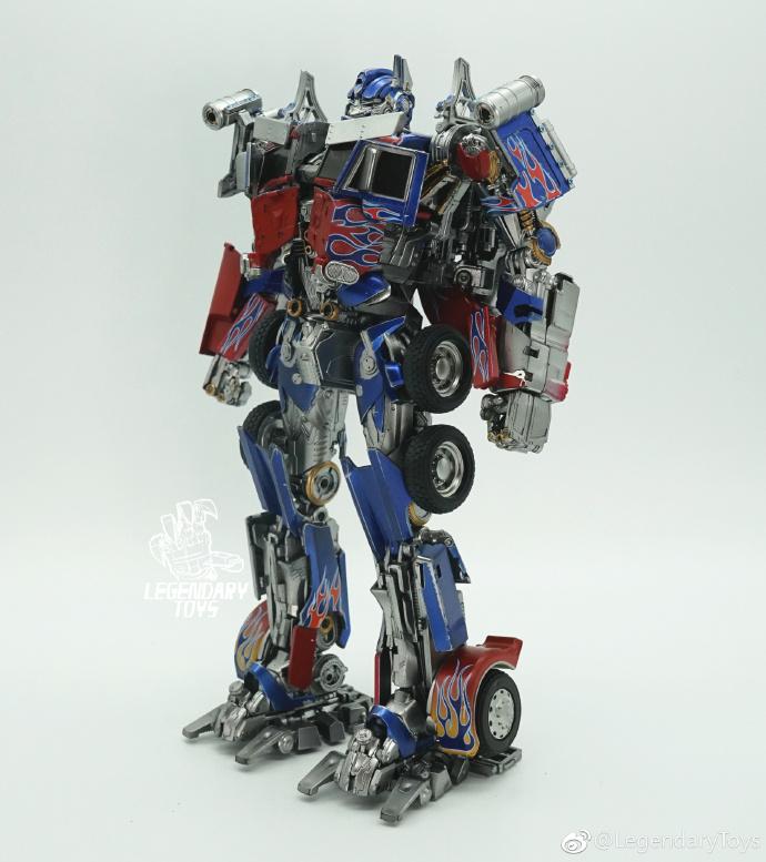 Masterpiece Movie MPM-04 Optimus Prime 42407810