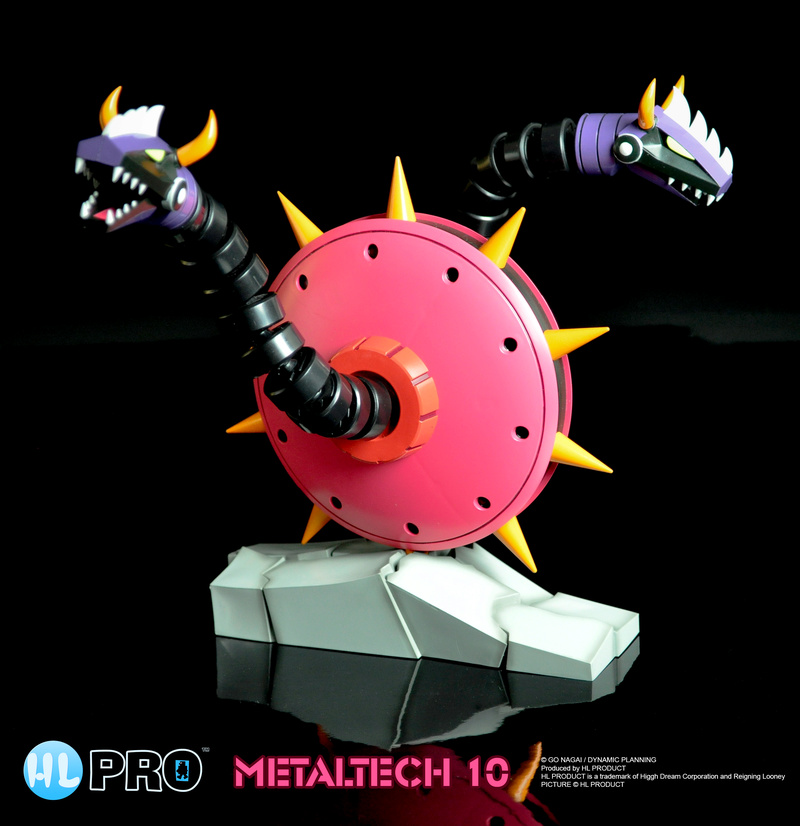 HLPro Metaltech 10 Goru Goru 46334511