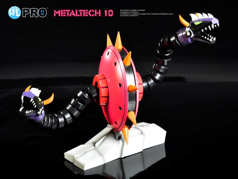 HLPro Metaltech 10 Goru Goru 46334512