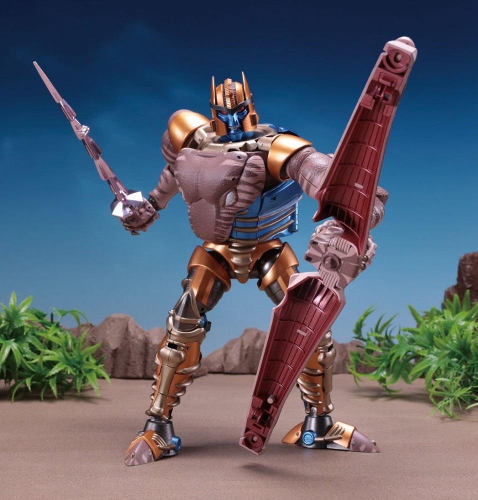 Masterpiece MP-41 (Beast Wars) Dinobot Mp410210