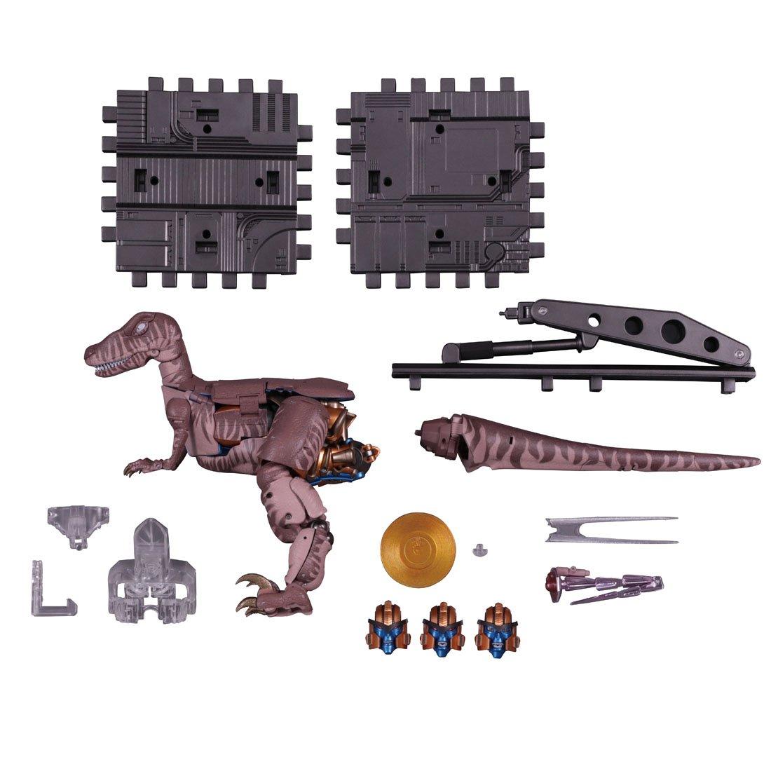 Masterpiece MP-41 (Beast Wars) Dinobot Mp410910