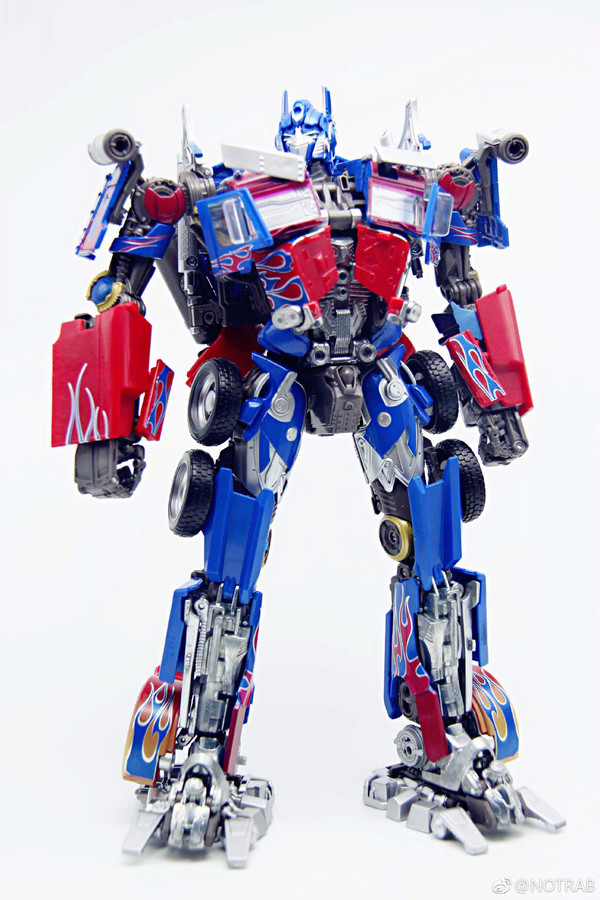 Masterpiece Movie MPM-04 Optimus Prime Mpm-4210