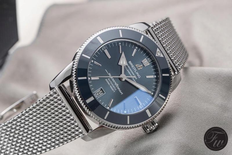 breitling superocean - Breitling superocean héritage vs Omega seamaster diver 300 034f4910