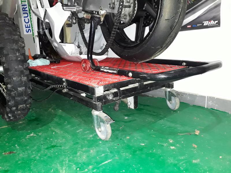 Pont de levage,table travail et autre leve moto 15439510