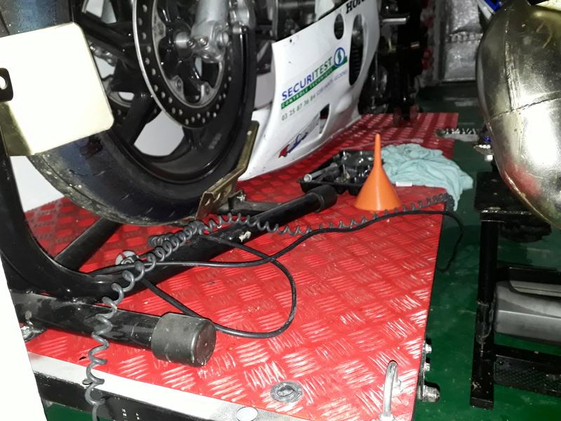 Pont de levage,table travail et autre leve moto 15439511