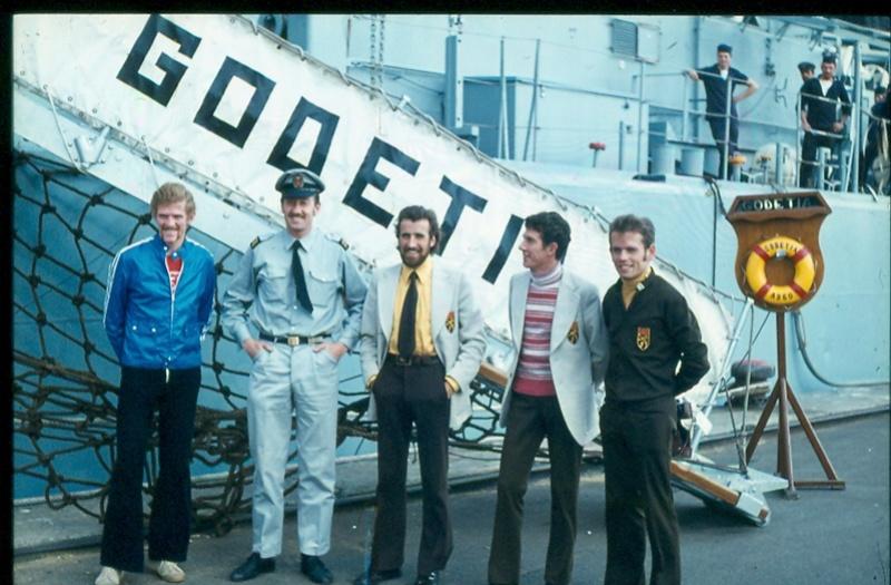 GODETIA (Les photos de Frank Crol ~début des années 70) Aarhus12