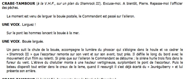 Décès de Jean Rochefort (Le Crabe Tambour) Screen13