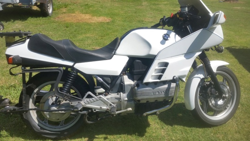 K100 RS For Sale 20171116