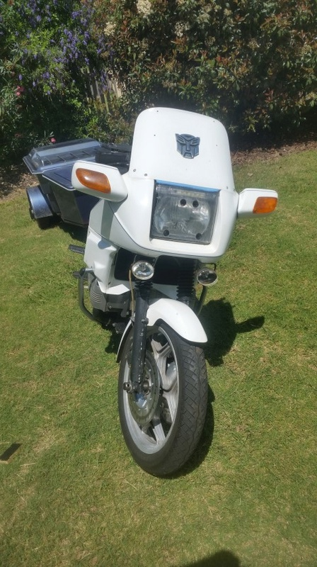 K100 RS For Sale 20171126